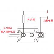 SSR-1000D-H接线图